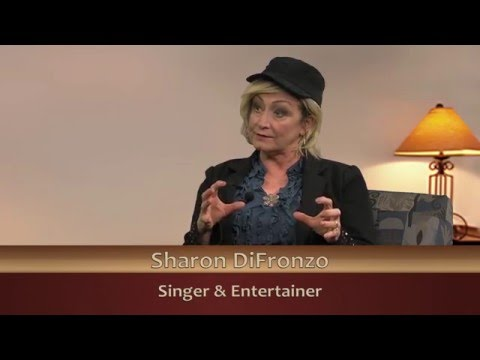 Sharon DiFronzo, Consummate Entertainer --  Frankly Speaking