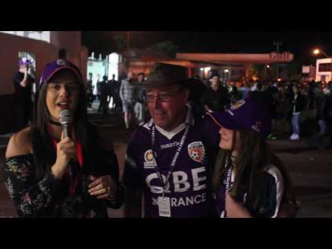 The Far Post Perth - Fan Reaction | Perth Glory 3 - 2 Newcastle United Jets