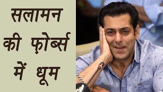 Salman Khan on top in Forbes India Celebrity 100 list | FilmiBeat