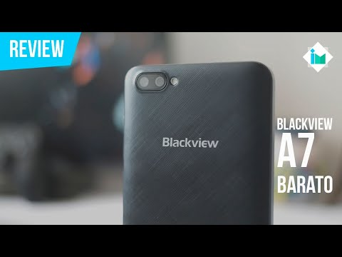 Repeat Blackview A7 - Unboxing + Review by Technik Nerd