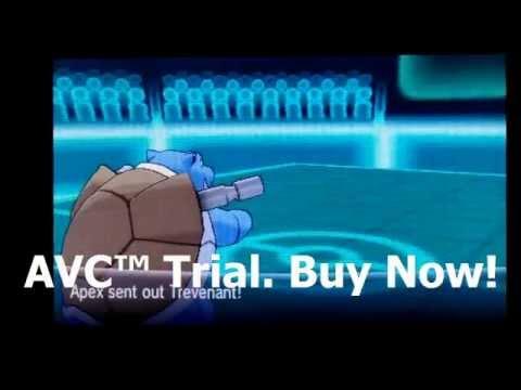 Pokemon X/Y Wifi Battle- VS Apex....Dat Kingdra Doe!