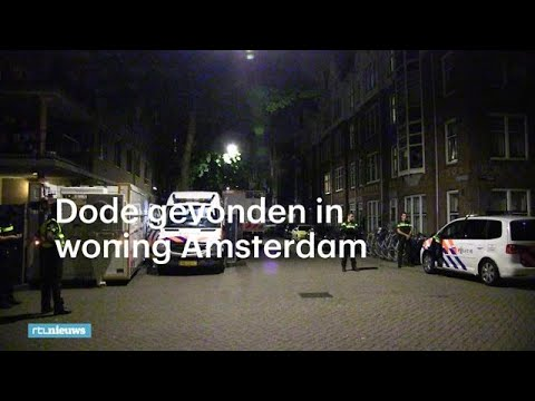 Dode gevonden in Amsterdam-West: 'verdachte omstan - RTL NIEUWS