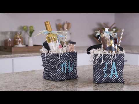 Gift Baskets 101: Three steps to building the perfect gift!