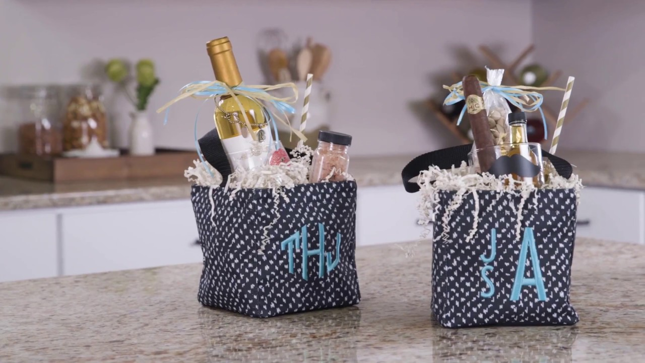 Gift Baskets 101: Three steps to