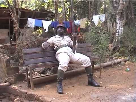Sara De Coward Hunter - Sierra Leone movie/comedy
