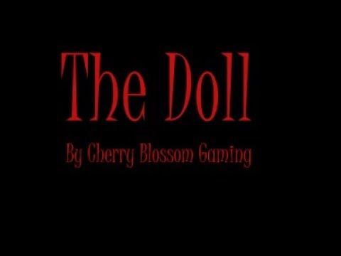 The Doll-Roblox Horror Movie