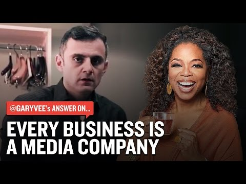 Every Business is a Media Company