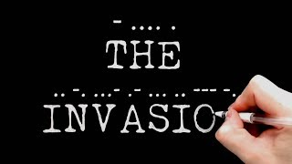 The Invasion by C.S. Lewis Doodle (BBC Talk 7, Mere Christianity, Bk 2, Chapter 2)