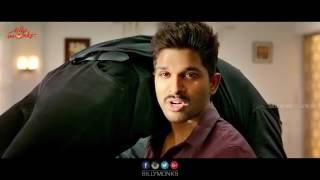 Sarrainodu back to back dialogue teasers||Allu Arjun,Rakul Preet Singh,catherina tressa