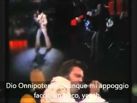 Burning Love (Live) - Elvis Presley  (Sottotitolato)