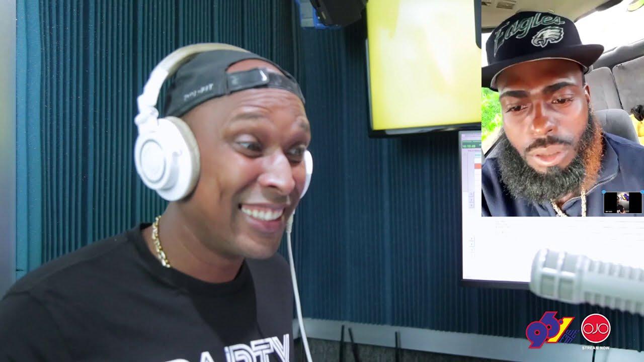 """New To The Soca Arena, Grenada's Lednek Takes Full Flight With His Soca Hit, """"Down In De Meat"""""""