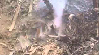 911: WTC Wreckage – a Fire with a life of its own and the glowing duperies (high res raw footage)