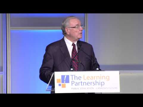 Toronto Tribute 2015 - The Right Honourable Paul Martin