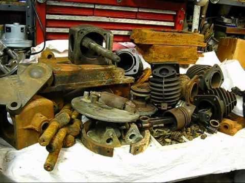 Maytag Gas Engine junk yard special #1
