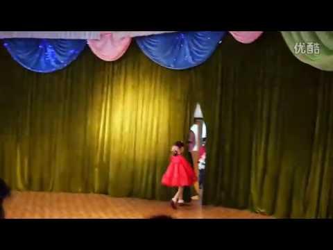 Chinese children circus