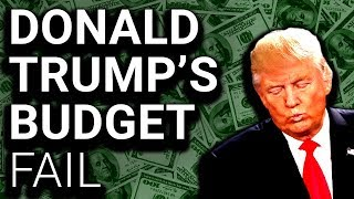 Comical Trump Budget Locks in Record Deficits