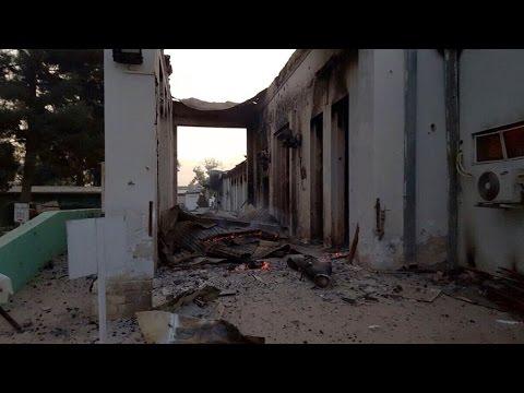 فرانس 24: Kunduz hospital airstrike: Doctors Without Borders president calls for independent investigation
