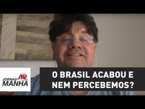 O Brasil acabou e nem percebemos? | Marcelo Madureira