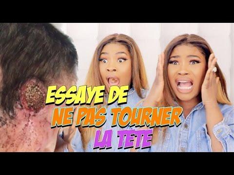 ESSAIE DE NE PAS TOURNER LA TETE CHALLENGE IMPOSSIBLE