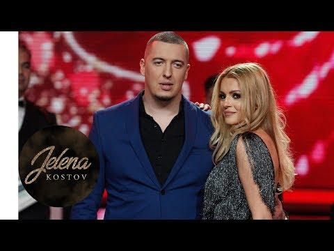 Jelena Kostov i Amar Gile - Ponekad - ZG Specijal 29 - (Tv Prva 14.04.2019.)