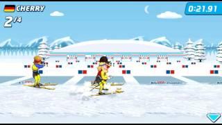 PlayMan Winter Games 2 сезон 1 этап ПАСЬЮТ