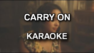 Norah Jones - Carry on [karaoke/instrumental] - Polinstrumentalista