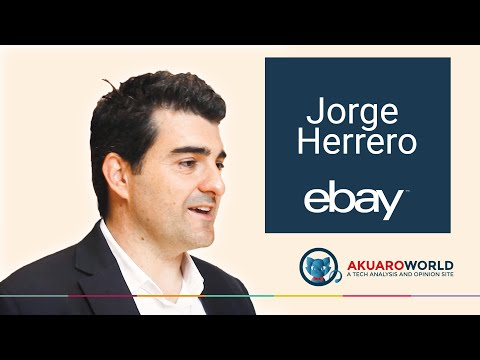 eBay New Business Development Director Jorge Herrero on the importance of continuous innovation