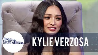 Kylie Verzosa speaks up about the issue that Jake caused her breakup with her ex-boyfriend | TWBA