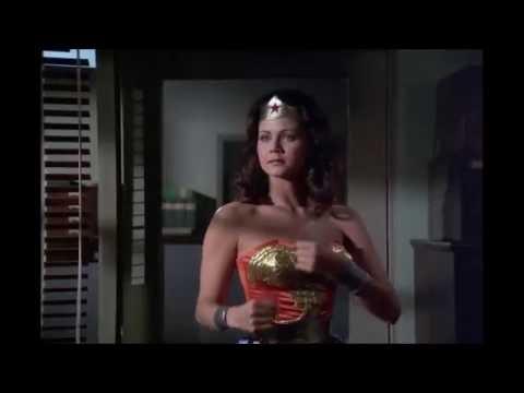 Wonder Woman Piloto 1975 Parte 15 de 18 (español Latino)