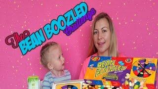 Челлендж БИН БУЗЛД с Эльвирой! Bean Boozled challenge!