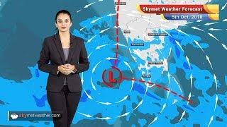 Weather Forecast for Oct 5: Keralarains to increase further, parts of state on red alert