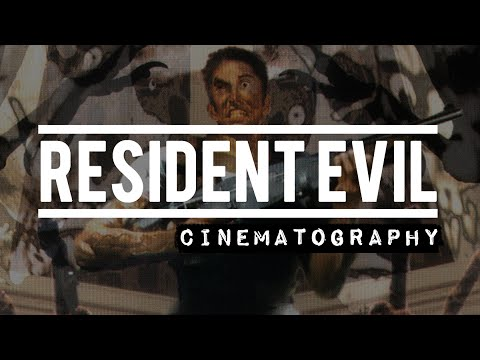 The Cinematography of Resident Evil (1996) | Ryan's Theory