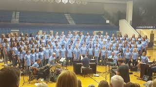 Video Clover High School Choraliers, 23rd Annual Spaghetti Supper Performance, 2018 download MP3, 3GP, MP4, WEBM, AVI, FLV Oktober 2018