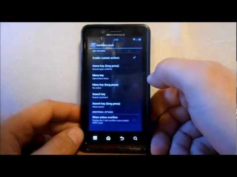 How to install CNA / jelly bean on the motorola Droid Bionic