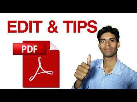 PDF -Portable document format - Mazedar kahani aur tips