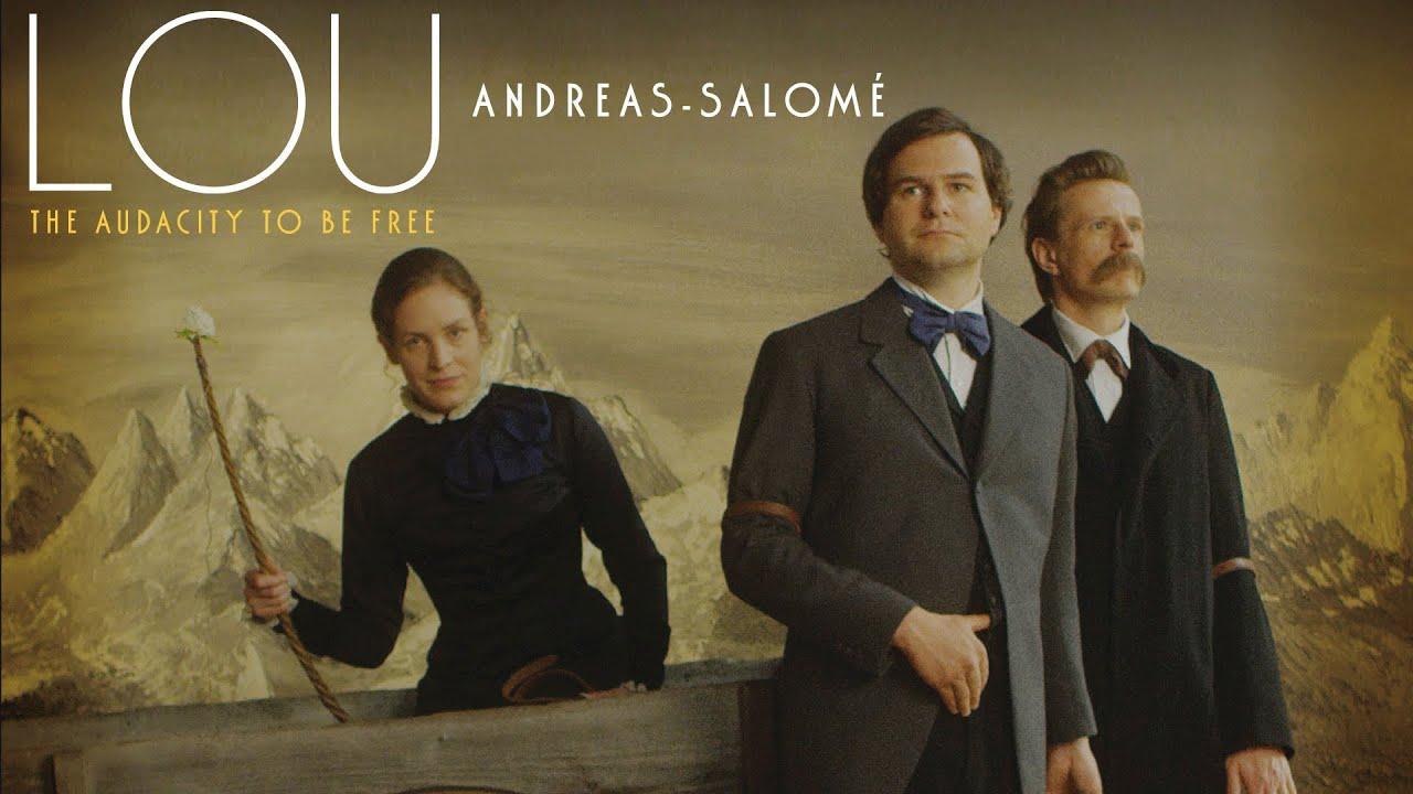 Lou Andreas Salomé Trailer