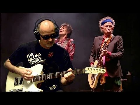 Paint It Black subtitulada Español 14 On Fire Rolling Stones & RollingBilbao cover HD
