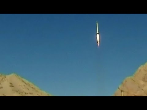 Israel Condemns Iran After Missiles Are Test-fired