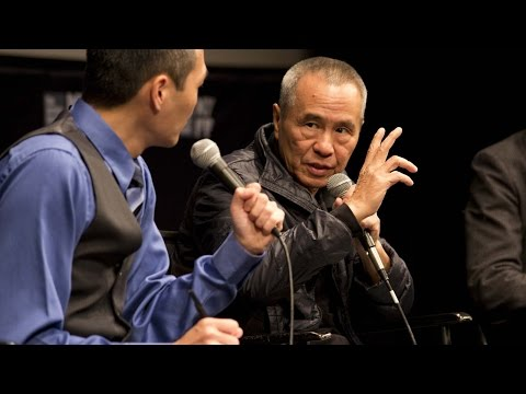 'The Assassin' Q&A | Hou Hsiao-hsien & Fang-Yi Sheu | NYFF53