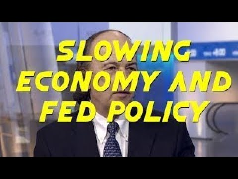 Jim Rickards Slowing Economy and FED Policy