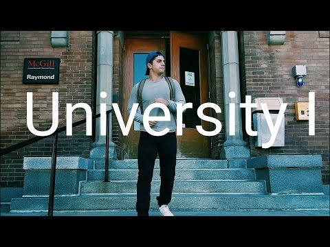 How to University | 1 (McGill University)