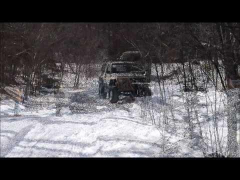 Winter Wheeling 2014: Second Trip.