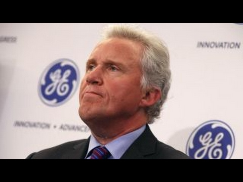 GE management shakeup: Jeff Immelt out as CEO