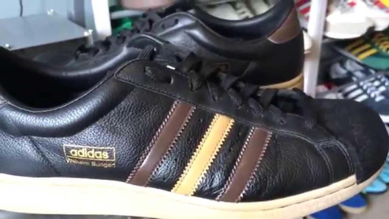 3017f8e0b4b80 Up close  Adidas Wilhelm Bungert - YouTube