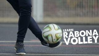 Learn Rabona Volley Skill - Day 58 of 90