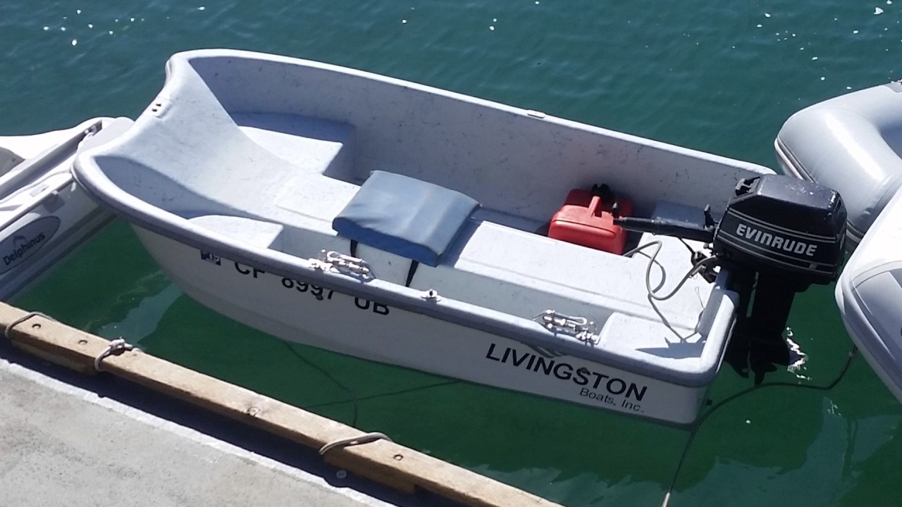 Livingston Dinghy Upgrade