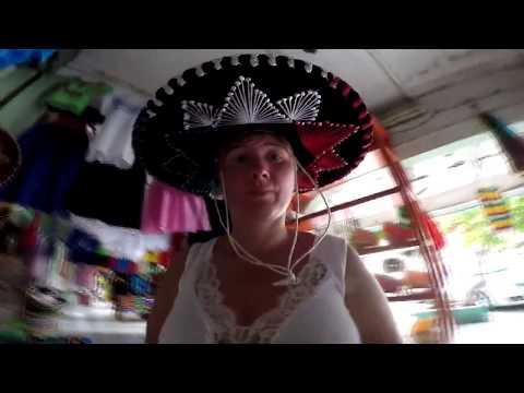 🌵 Meksyk 2017 - Cancun Mercado 28, Mercado 23 Mexico - GoPro Hero 5