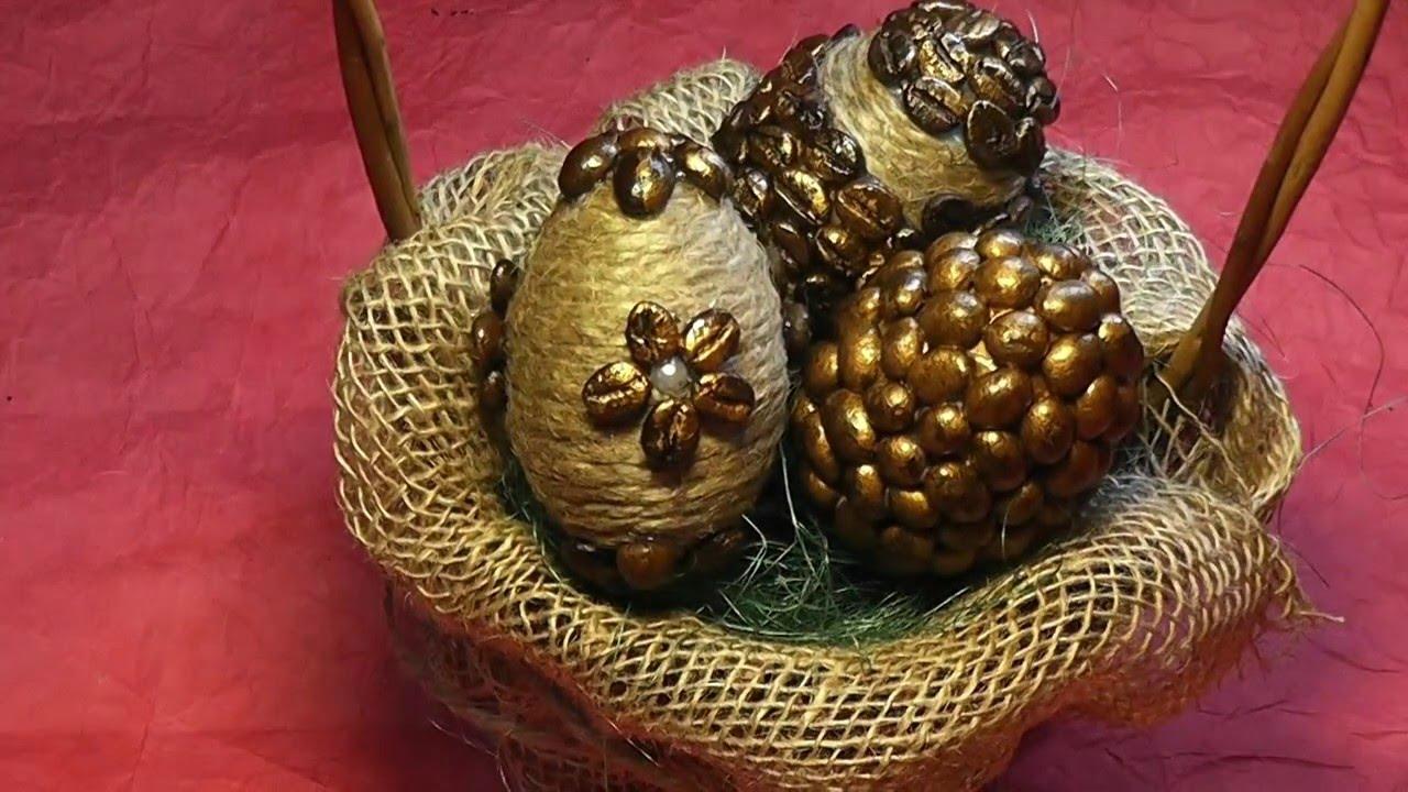 Поделка из яйца своими руками пасхальное яйцо фото 769