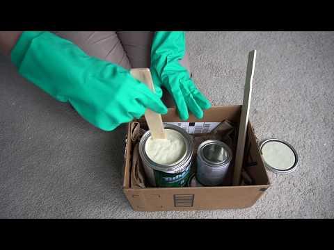 rustoleum tub and tile refinishing kit instructions