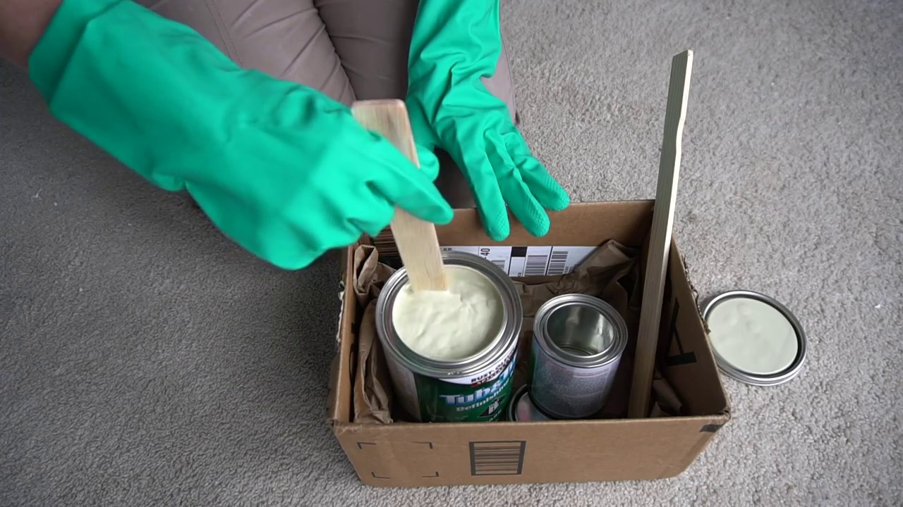 Rustoleum Tub & Tile Refinishing Tutorial - YouTube